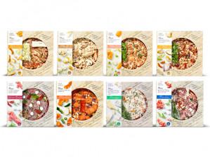 Alle verse pizza's met originele Italiaanse bodem voor €2,99