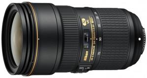 Nikon AF-S 24-70mm f/2.8E ED VR voor €1.725