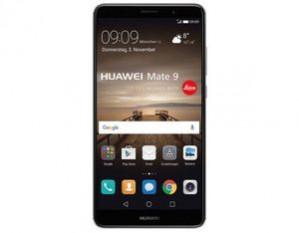 Huawei Mate 9 voor €359,95