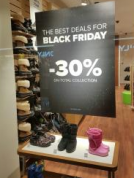 Black Friday sale alle crocs 30% korting