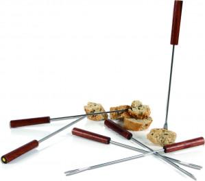 Boska Taste Fonduevorken - 6 stuks voor €3,50