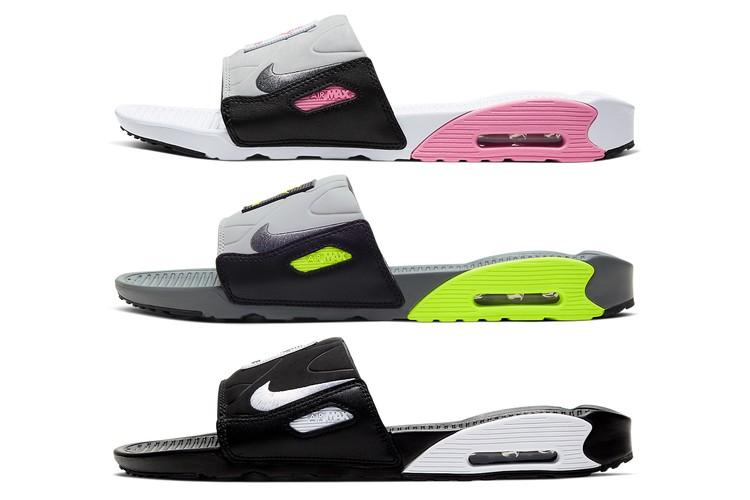 Moet niet gekker worden de Nike Air Max 90 Slippers, zijn nu ...