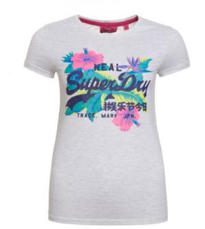 Diverse Superdry dames t-shirts voor €11,95