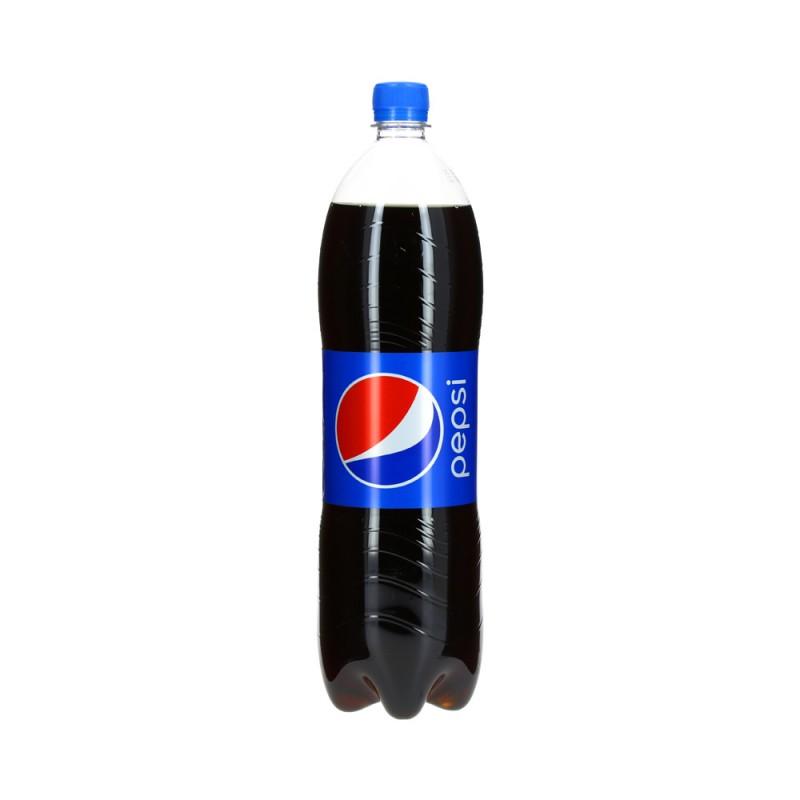 Pepsi Cola , 7-UP of Mirinda 1.5 Lt voor €0,44