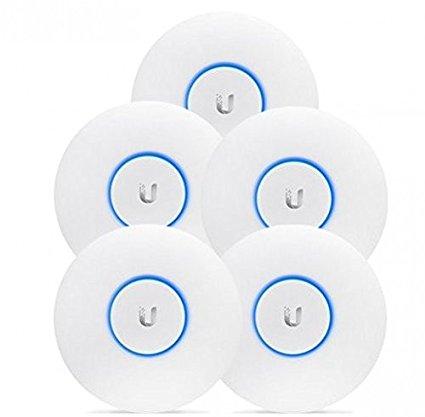 Ubiquiti Networks UAP-AC-LITE WLAN toegangspunt 5 stuks voor €271