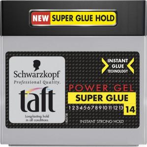 Schwarzkopf taft power gel super glue 250 ml 2 stuks voor €6