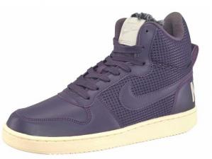 Nike Wmns Court Borough Mid SE paars voor €27,74 dmv code