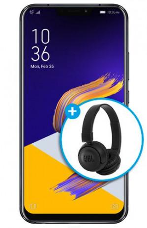 Asus ZenFone 5 (ZE620KL) met Gratis JBL T460BT buetooth headset voor €399