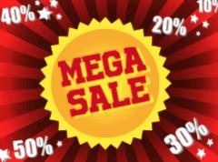 Tot 50% korting in de sale