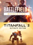 Battlefield™ 1 en Titanfall™ 2 Ultimate Bundle voor €29,99