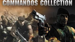 Commandos Collection pc voor €0,30