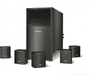 Bose Acoustimass 6 serie V - 5.1 speakerset - Zwart voor €499,95