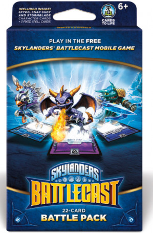 Skylanders Battle Pack 1 voor €0,08