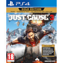 Just Cause 3 Gold Edition voor €17,99