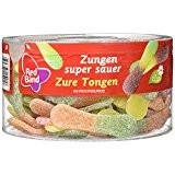 7,5kg zure tongen voor €16,88