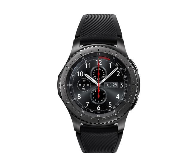 Samsung Gear S3 SM-R760 Frontier Bluetooth Smart Horloge voor €229
