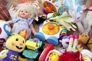 Diverse speelgoed 2+1 Gratis