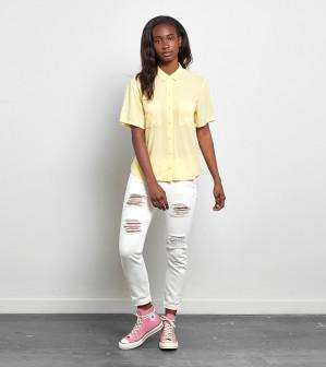 €4 korting op Obey Nemesis Dames jeans