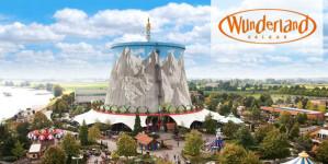 Dagticket Wunderland Kalkar Duitsland voor €18,95