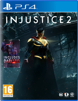 Injustice 2 - Playstation 4 voor €16,14