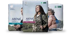 Gratis 3 proefpakketten van Abena
