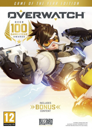 PC Overwatch en Overwatch Game of the Year Edition vanaf €19,99