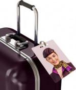 Gratis gepersonaliseerde bagagelabels