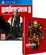 Wolfenstein II: The New Colossus + Steelbook Case voor €25