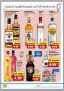 Diverse sterke dranken voor €9,99