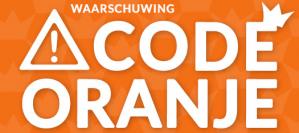 Alternate Code Oranje aanbiedingen met kortingen tot €100