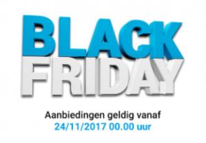 Black Friday bij BelSimpel met diverse aanbiedingen