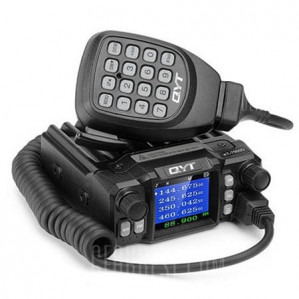 [pKT 7900D Mini Quad Band Color Display Car Walkie Talkie voor €61,06