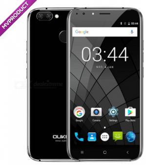 Oukitel U22 Android 7.0 16GB voor €53,37 dmv code