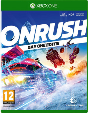 OnRUSH Day One Edition - Xbox One voor €37,50