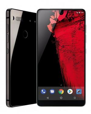 Essential Phone 128 GB Unlocked with Full Display, Dual Camera – Black Moon voor €227
