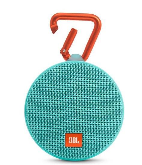 Gratis draagbare JBL speaker