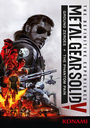 Metal Gear solid V The Definitive Experience met 1 free mystery game voor €12,12