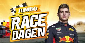 Tickets Jumbo Racedagen op 20 & 21 mei met Max Verstappen Gratis