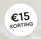 3x€5 korting op je eerste 3 maandboxen