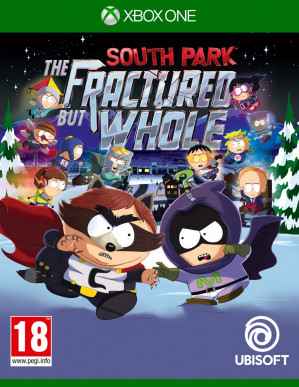 South Park: The Fractured But Whole - Xbox One voor €22,96