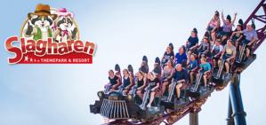 Ticket Attractiepark Slagharen voor €11,95
