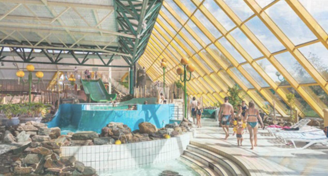 De Berckt Zwembad.Dagje Zwemmen Bij De Berckt Of Hengelhoef Voor 4