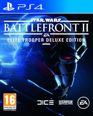 Star Wars Battlefront II Elite Trooper Deluxe Edition - PS4 voor €46,97