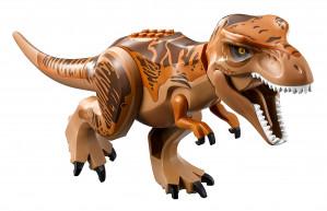 Maak kans om LEGO Limited-Edition Jurrassic World T.Rex te winnen