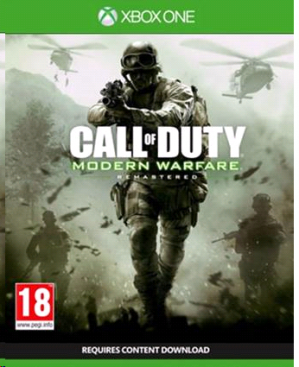 Call of Duty: Modern Warfare Remastered voor €13,03