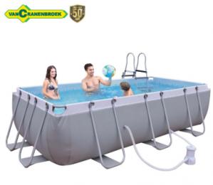 Zwembad 400x200 cm voor €189