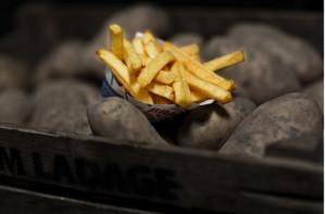 1 Zakje Bram ladage patat voor €0,20