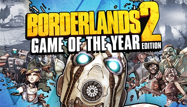 Borderlands 2: Game of the year (PC) + 9 DLC's voor €9,99