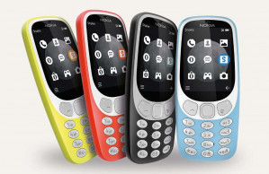 Nokia 3310 3G (2017) Rood-Geel voor €33 dmv de kijkshop app