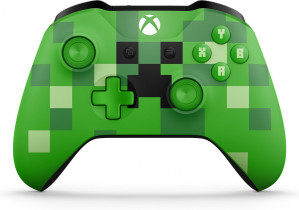 Xbox One Draadloze Controller - Limited Edition - Minecraft Creeper voor €34,48